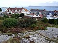 Garn Wen and Harbour Village - geograph.org.uk - 580741.jpg