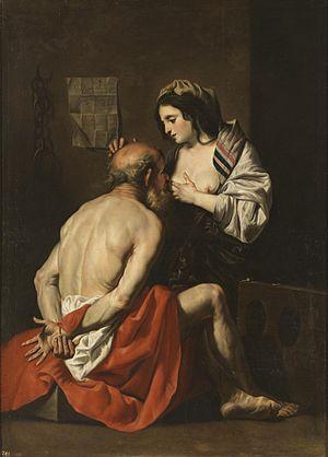 Gaspar de Crayer - Caritas Romana