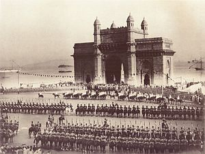 Gateway of India - Gateway of India, Bombay, 1924