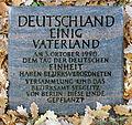 Gedenktafel Alt-Lankwitz 9 (Lankw) Deutsche Einheit.jpg