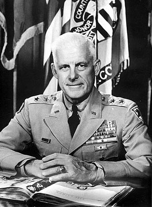 Garrison H. Davidson - Major General Garrison H. Davidson Superintendent of the U.S. Military Academy, 1956