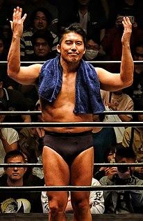 Gentaro (wrestler) Japanese professional wrestler (born 1974)