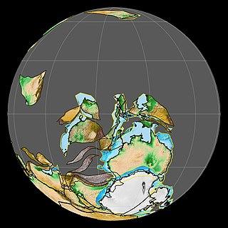 Devonian Fourth period of the Paleozoic Era 419-359 million years ago