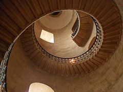 Geometric staircase, St. Paul's Cathedral