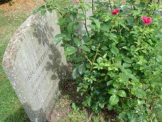 Sutton Courtenay - George Orwell's Grave