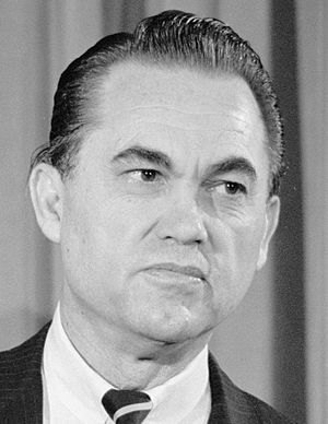 Southern strategy - Alabama Governor George Wallace