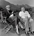George Cukor and Lana Turner 1950.png