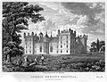 George Heriot's Hospital; south front. Wellcome L0000230.jpg