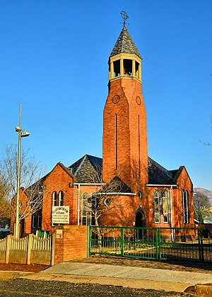 Reformed Churches in South Africa - Heidelberg Reformed Church in Heidelberg, South Africa