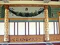 Getty Villa - Äußerer Peristyl 3 Wandmalerei.jpg