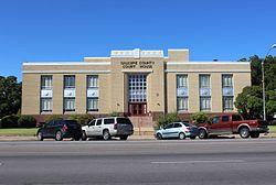 Gillespie County Courthouse Fredericksburg TX.JPG