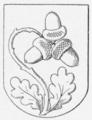 Ginding Herreds våben 1655.png