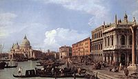 Giovanni Antonio Canal, il Canaletto - The Molo - Looking West - WGA03877.jpg