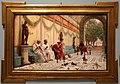 Giovanni muzzioli, giovani giocatori di bocce, 1885-1890 (mi, enrico gallerie d'arte) 01.jpg