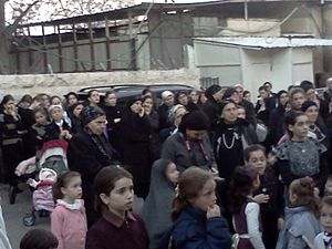 Haredi Judaism - Haredi Jews in Mea Shearim