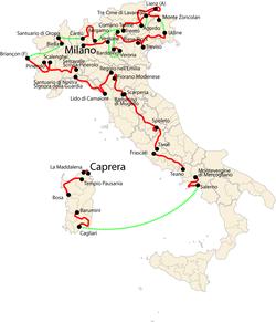 6afcec6a0 Giro d'Italia 2007 – Wikipedia, wolna encyklopedia