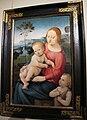 Girolamo genga, madonna col bambino e san giovannino.jpg