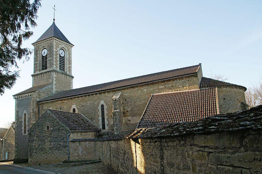 Église Notre-Dame de Givry