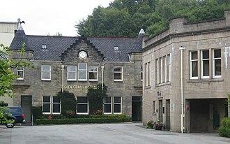Glen Grant distillery - Image: Glen Grant 2