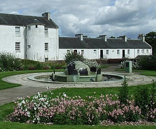 Blantyre, South Lanarkshire town