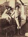 Gloeden, Wilhelm von (1856-1931) - n. 1190 - Gallo p. 26 - 1902 ca..jpg