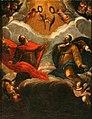 Glorificación de los apóstoles Pedro y Pablo (Museo de Huesca).jpg