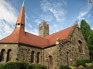 Goddard Chapel (Tufts University) - Goddard Chapel