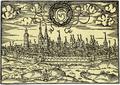 Goettingen - Ansicht der Stadt von Westen (1585).png