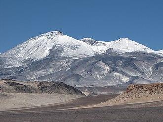 Peak bagging - Ojos del Salado, a member of the Seven Second Summits