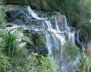 Bilbrough Falls - Image: Goomoolahra