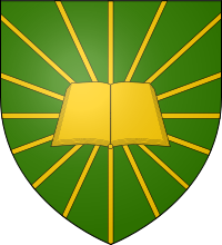 Gordon Barnhart Arms.svg