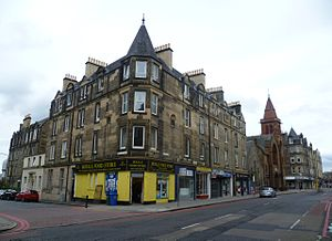 Gorgie - Image: Gorgie Road, Edinburgh