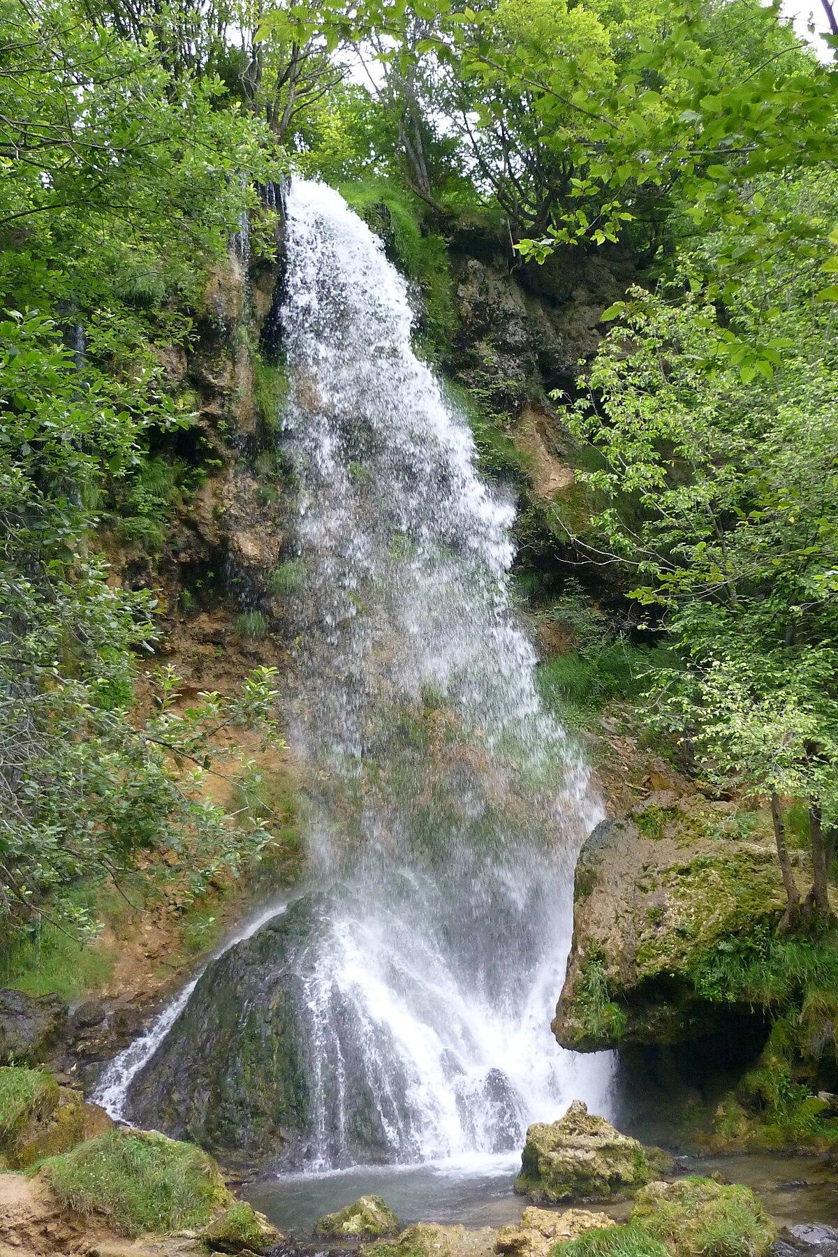 Vodopad u Gostilju — Vikipedija, slobodna enciklopedija