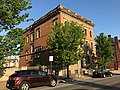 Goucher House (1892; Stanford White, architect), 2313 Saint Paul Street, Baltimore, MD 21218 (42006301092).jpg