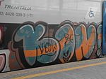 Graffiti on rolling stock in Rome 318.jpg