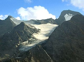 Grande Aiguille Rousse mountain in France