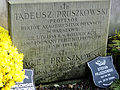 Grave of Pruszkowski Family - 03.jpg