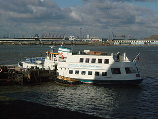 Lower Thames and Medway Passenger Boat Company