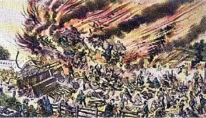 1856 in the United States - July 17: The Great Train Wreck of 1856.