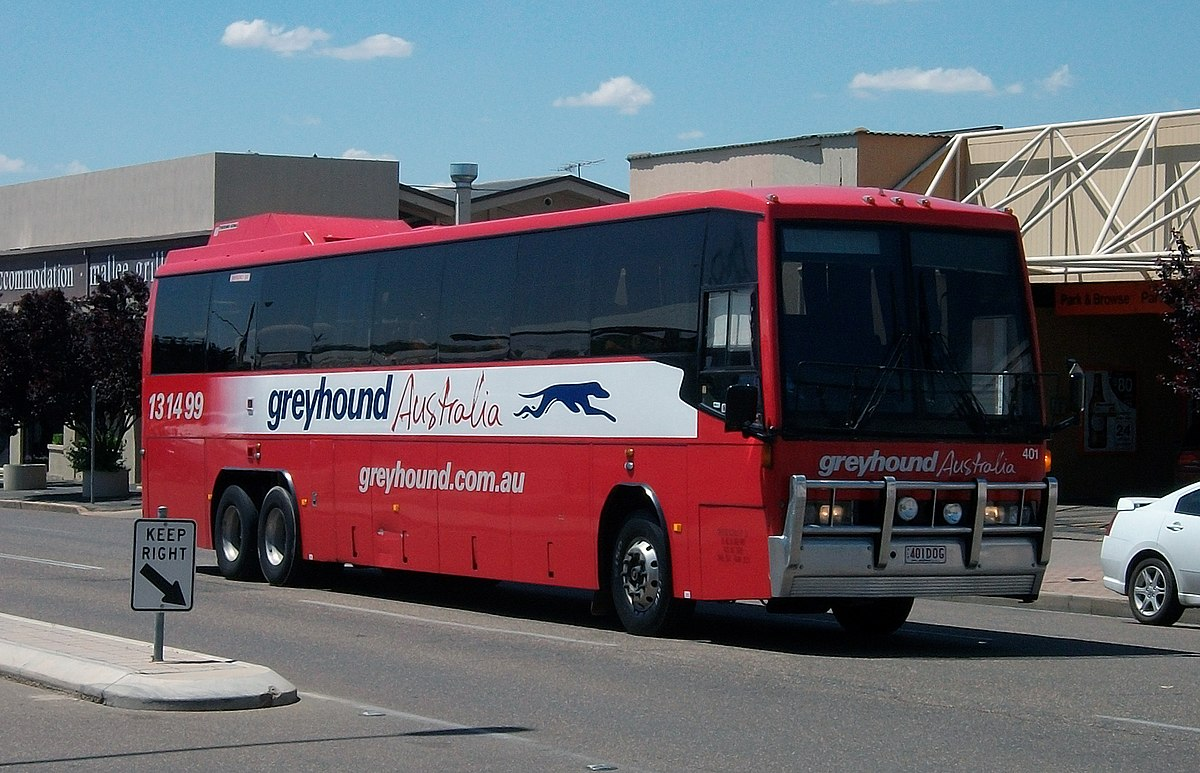 Greyhound BusTracker