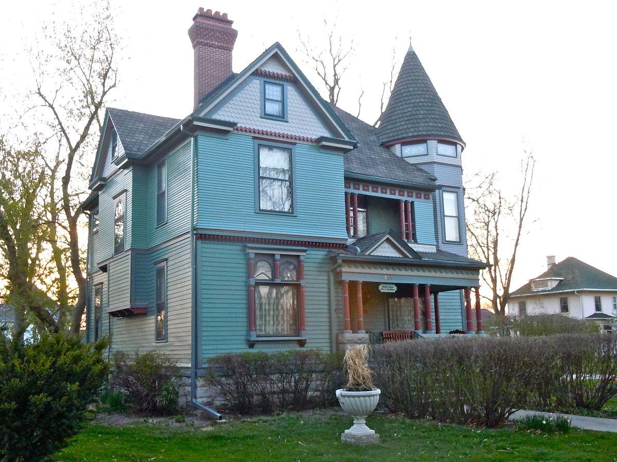 E A And Rebecca Johnson Marsh House Wikipedia