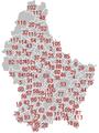Groothertogdom LuxemburgGemeenten.png