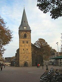 Grote kerk, Enschedé