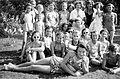 Group photo 1958 Fortepan 7904.jpg