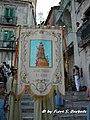 """Guardia Sanframondi (BN), 2003, Riti settennali di Penitenza in onore dell'Assunta, la rappresentazione dei """"Misteri"""". - Flickr - Fiore S. Barbato (2).jpg"""