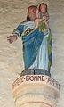 Guerlesquin 19 Eglise Saint-Ténénan Statue Notre-Dame-de-Bonne-Avent.jpg