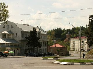 Гурджаани,  Кахетия, Грузия
