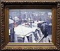 Gustave caillebotte, veduta di tetti (effetto della neve), 1878, 01.JPG
