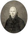 Höfel Portrait of Ferenc Verseghy 1825.jpg