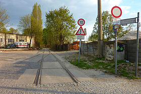 trabrennbahn karlshorst heute